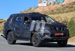 Inician las pruebas del SUV basado en el Nissan Navara con cuerpo de producción