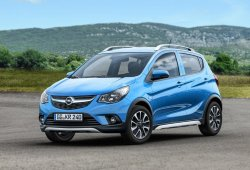 Opel Karl Rocks, nueva versión al más puro estilo 'crossover'