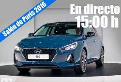 Salón de París 2016: las novedades de Hyundai en directo