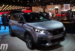 El nuevo Peugeot 5008 en vivo desde el Salón de París 2016