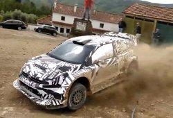 El Volkswagen Polo R WRC 2017 evoluciona en Portugal