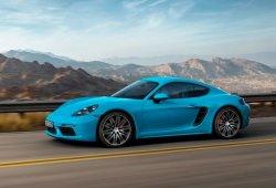 El nuevo Porsche 718 Cayman S rueda en 7 minutos y 47 segundos en Nürburgring