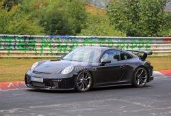 El Porsche 911 GT3 2017 pierde camuflaje antes de su presentación