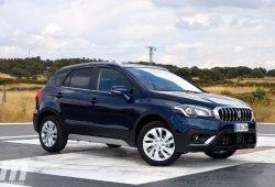 Prueba Suzuki S-Cross 1.0 DITC: robusto y económico