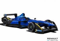 Renault e.Dams presenta la librea de su Renault Z.E. 16