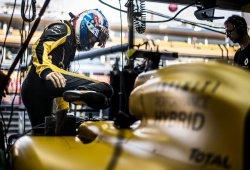 Renault entrega el nuevo motor a todos sus pilotos