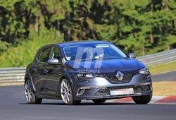 El nuevo Renault Mégane R.S. continúa su desarrollo y lo hace en Nürburgring