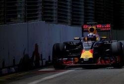 Ricciardo, extrañado por que ningún rival optara por los superblandos