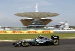 Sólido arranque de Rosberg en Sepang