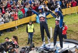 Sébastien Ogier sueña con coronarse en el Tour de Corse