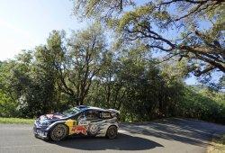 Sébatien Ogier impone la ley del látigo en el Tour de Corse