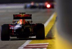 Sólo Verstappen cuenta con el motor Renault evolucionado en Singapur