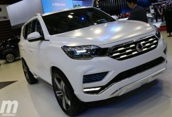 SsangYong revela finalmente el LIV-2 SUV Concept en París 2016