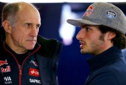 """Tost sobre el interés de Renault en Sainz: """"Toro Rosso le necesita"""""""