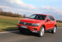 Alemania - Agosto 2016: El Volkswagen Tiguan convence a todos