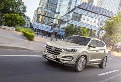 España - Agosto 2016: El Hyundai Tucson sorprende a todos