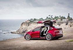 Noruega - Agosto 2016: El nuevo Tesla Model X ya está entre los más vendidos