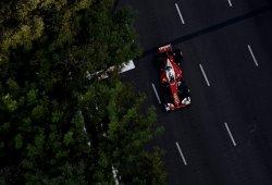 "Vettel: ""He sufrido para tener ritmo"""