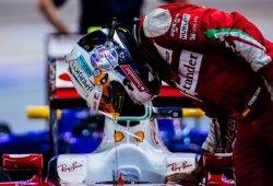 """Vettel recuperó 17 posiciones en Marina Bay: """"He disfrutado mucho"""""""