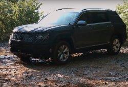 Volkswagen nos detalla nuevos aspectos del CrossBlue, el SUV de 7 plazas