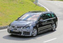 Volkswagen Golf R Variant 2017, ¡primeras fotos espía de su actualización!