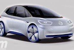 Volkswagen I.D. Concept, el prototipo eléctrico de París se filtra antes de tiempo