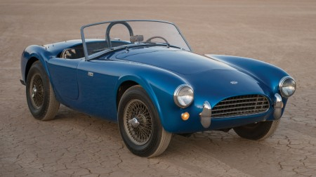 AC Cars volverá a fabricar el Cobra mkI original de 1962