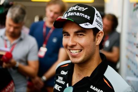 Force India retiene a Sergio Pérez para 2017