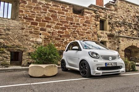 114 CV y un exterior más deportivo, en los nuevos Smart ForTwo de Lorinser