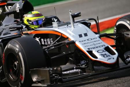 """Pérez: """"Williams y Haas son más competitivos"""""""