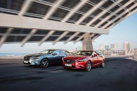 Llegan los nuevos Mazda6 2017 a España: precios y gama al detalle