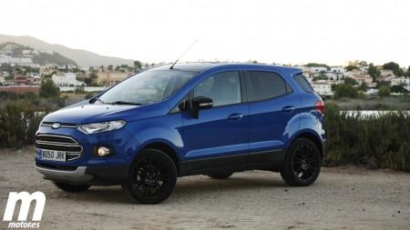 Prueba Ford EcoSport 1.0 EcoBoost Titanium S (II) Motor, consumo y comportamiento