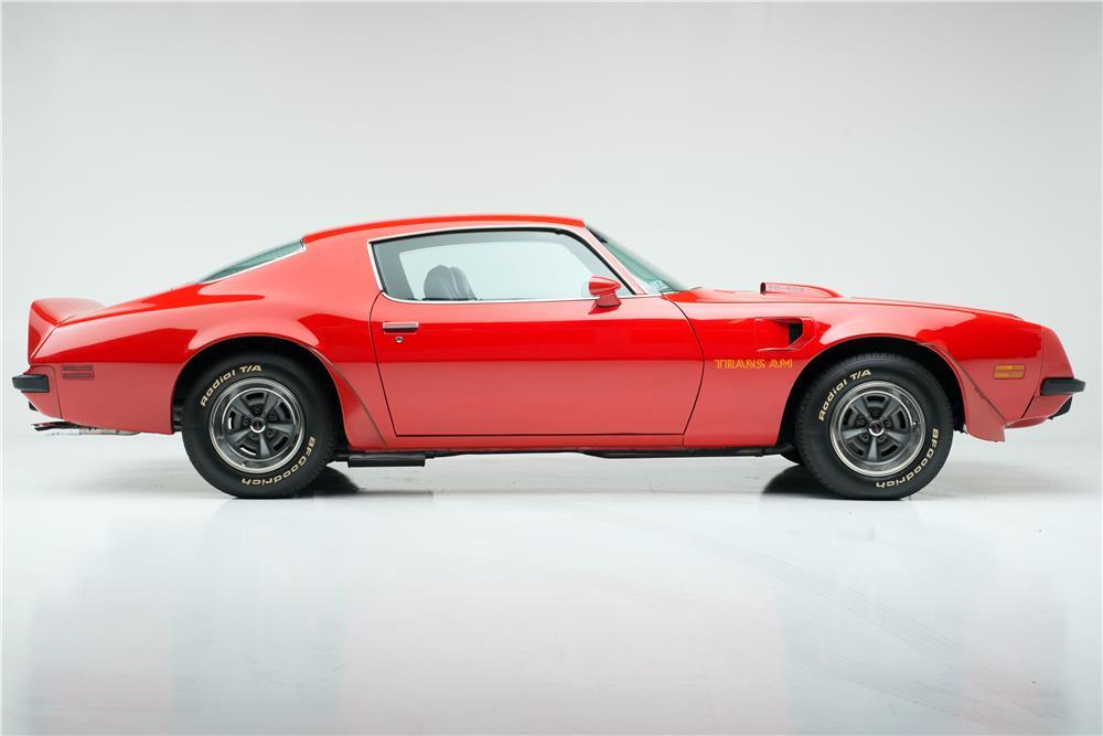 Pontiac Firebird Trans Am Super Duty 455, el último verdadero muscle car