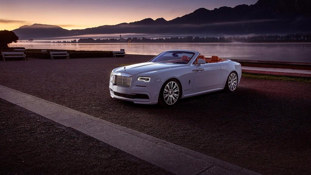Spofec se atreve con el Rolls-Royce Dawn para crear un modelo más exclusivo