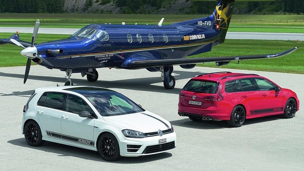 Volkswagen Golf R360S, una edición limitada y exclusiva para Suiza con 360 CV