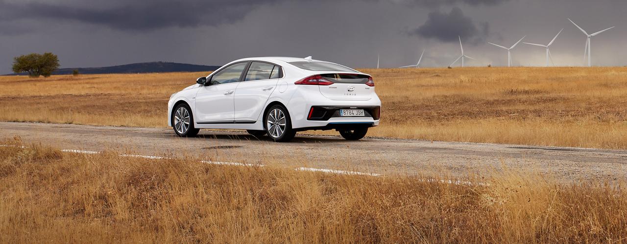 Prueba Hyundai Ioniq Hybrid, una apuesta creíble y sin complejos