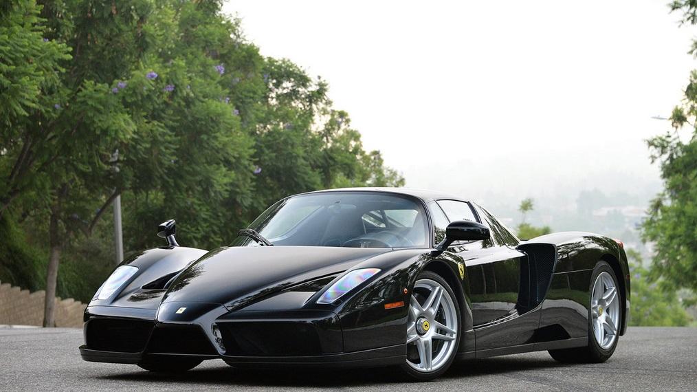 El Ferrari Enzo humeante aparece de nuevo a la venta