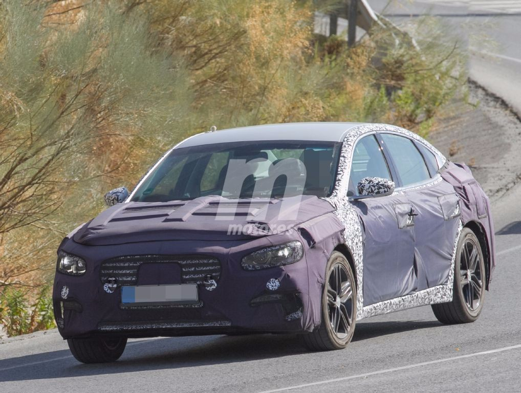 Hyundai Grandeur 2017, la gran berlina coreana prepara su renovación