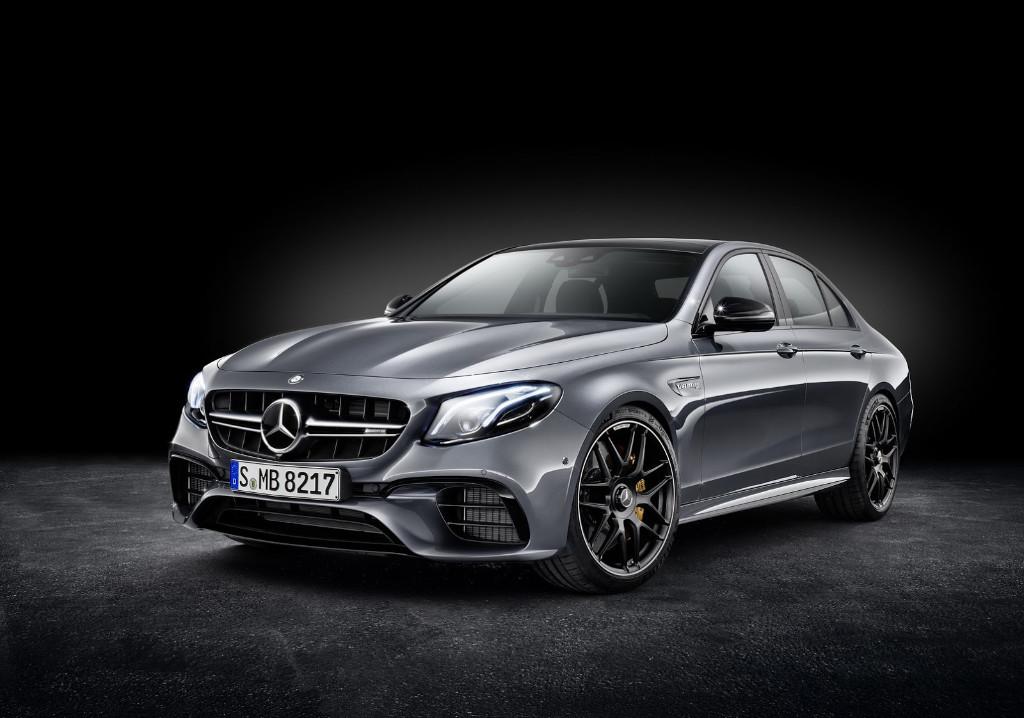 Nuevo Mercedes-AMG E63 4MATIC, 612 CV para esperar al nuevo M5
