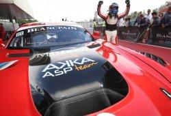 AKKA-ASP repetirá en las Blancpain 2017 con Mercedes