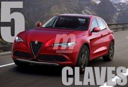Alfa Romeo Stelvio a prueba: los aspectos clave del primer SUV de la marca italiana