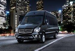 Brabus Conference Lounge, una Mercedes Sprinter a la altura de Maybach