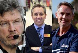 Brawn, King y Whitmarsh, candidatos a sustituir a Ron Dennis