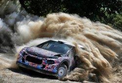 Los senderos de Citroën Racing son inescrutables