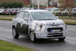 Citroën C3 Picasso 2017: su desarrollo sigue quemando etapas