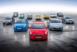 Los compactos de Opel cumplen 80 años: del primer Kadett al Astra