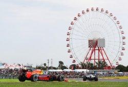 Así te hemos contado la carrera del GP de Japón de F1 2016 en Suzuka