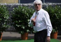 Ecclestone no oculta su deseo de que Hamilton sea campeón