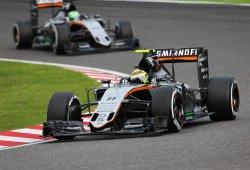 Force India consigue el resultado perfecto