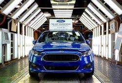 Tras más de 90 años, Ford pone punto y final a la producción local en Australia